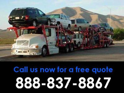 We Transport Your Vehicle Safely, Efficiently and Affordably