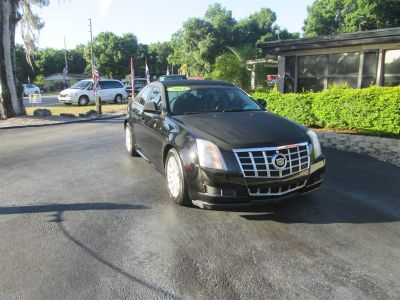 2013 Cadillac CTS 3.0L Luxury (Black)