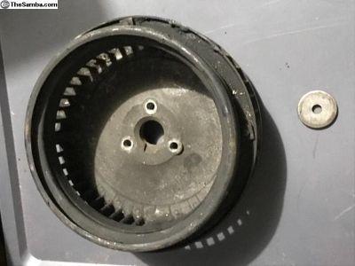 Type 4 Bus Vanagon Fan