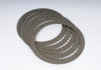 Purchase ACDELCO OE SERVICE 24240221 Transmission Clutch Plate-Auto Trans Clutch Plate motorcycle in Saint Paul, Minnesota, US, for US $31.74