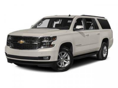 2015 Chevrolet Suburban LT 1500 (Silver Ice Metallic)