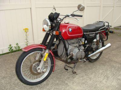 1974 BMW R90/6 Street Motorcycle Lithopolis, OH