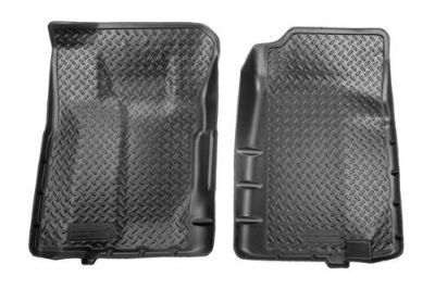 Find Husky Liners 31101 92-94 Chevy Blazer Black Custom Floor Mats 1st Row motorcycle in Winfield, Kansas, US, for US $91.95