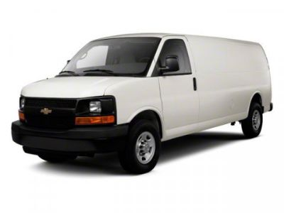 2011 Chevrolet Express 2500 2500 (Summit White)