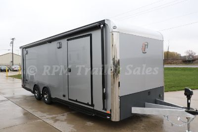 24' inTech Aluminum Race Car Trailer - 11518