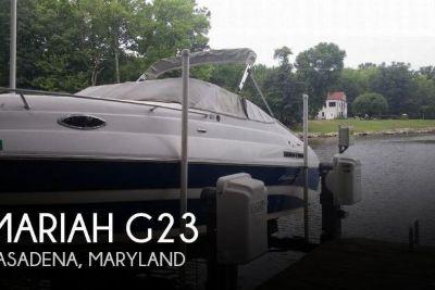 2010 Mariah G23