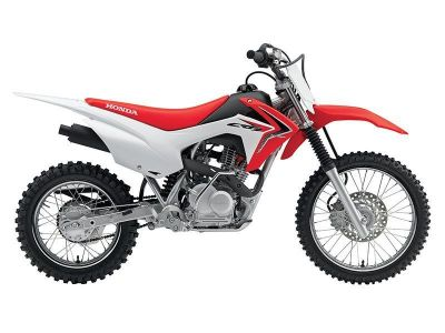 2016 Honda CRF125F Competition/Off Road Motorcycles Mentor, OH