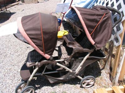 Duo Glider Two-Seat Stroller