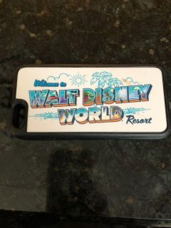 IPhone 6 case from Disney World