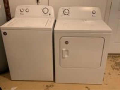 wash and dryer set