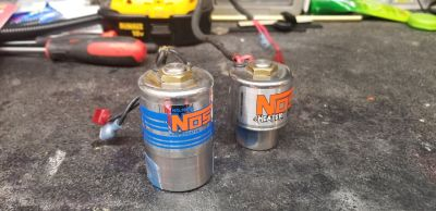 NOS cheater nitrous and fuel solenoids