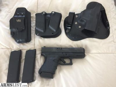 For Sale/Trade: Glock 30SF with Extras