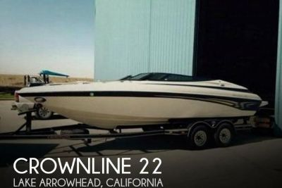 2000 Crownline 225 BR