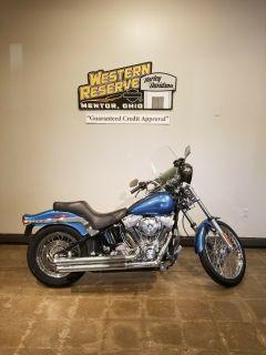 2005 Harley-Davidson FXST/FXSTI Softail Standard Cruiser Motorcycles Mentor, OH