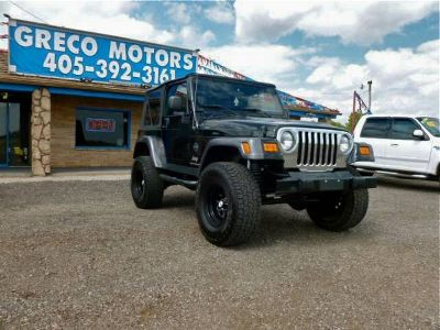 2004 Jeep Wrangler X Bad Boy (South Okc)