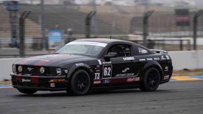 2008 Mustang GT - SCCA T3