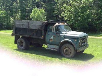 1967 Chevrolet C60 Dump Truck