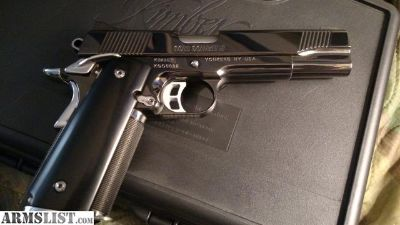 For Sale: Kimber Gold Combat II Limited Edition - NIB