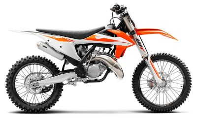 2019 KTM 125 SX Motocross Off Road Motorcycles La Marque, TX