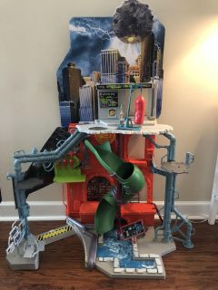 Ninja turtle lair CLICK ON PICTURE TO SEE FULL PICTURE