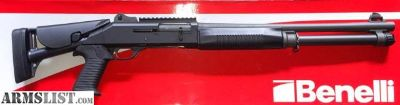 For Sale: Benelli m4 w/ collapsing stock