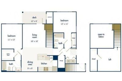 2 bedrooms - We don't just rent apartments. Pet OK!