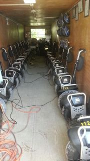 19 Segways X2 for parts