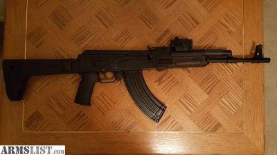 For Sale: Converted Saiga AKM 7.62x39