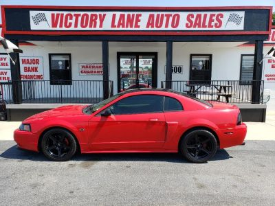 2003 Ford Mustang GT Deluxe (RED)