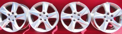 """Buy 17"""" ACURA TSX CIVIC ACCORD ODYSSEY PILOT 2012 OE WHEELS (4) SILVER OEM RIMS motorcycle in Garden Grove, California, US, for US $699.00"""