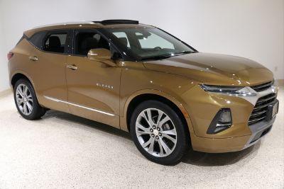 2019 Chevrolet Blazer Premier (Sunlit Bronze Metallic)
