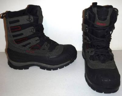 Men's Sz 10 Kamik Waterproof Thinsulate Snow Boots