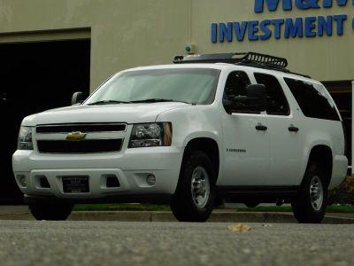 2008 Chevrolet Suburban LS 2500 (Summit White)