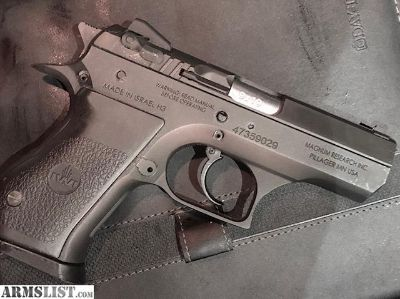For Sale: Baby Eagle III 9mm Steel framed compact never fired