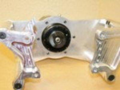 Used Crank Mounted Starter Drive Blown Hemi Splined Crank