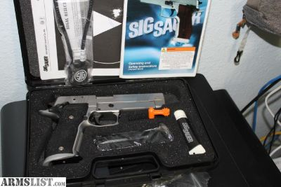 For Sale: sig sauer p226x5 9mm