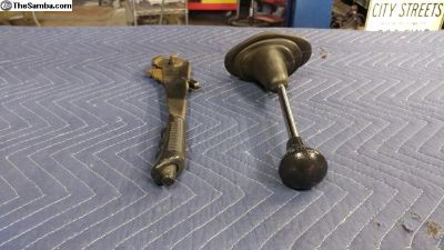 OEM Type 3 Shifter and E-Brake