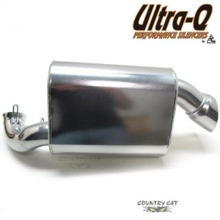 Sell Skinz Ultra-Q Ceramic Exhaust Silencer - Polaris 2015-2016 600 800 Rush RMK AXYS motorcycle in Sauk Centre, Minnesota, United States, for US $312.99