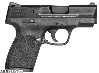 For Sale: S&W M&P SHIELD 45 ACP NEW RELEASE FOR SMITH 399.95