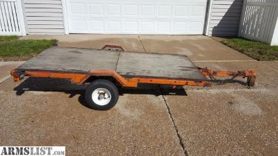 For Sale: 2,000 lb Utility Trailer