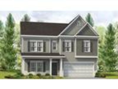 The Madison by Smith Douglas Homes: Plan to be Built