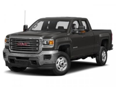 2019 GMC Sierra 2500HD (Summit White)