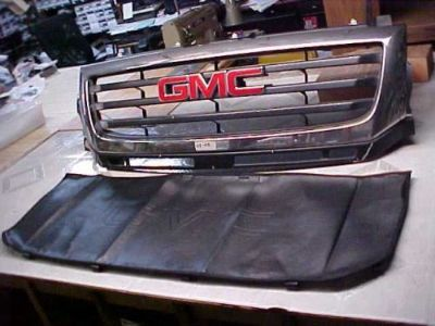 Sell OEM Factory WinterFront 2003 2004 2005 2006 GMC Sierra 2500 3500 Winter Front 1 motorcycle in Willows, California, United States, for US $210.95