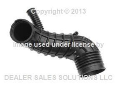 Buy BMW e83 Intake Boot Air Mass Sensor 2 Throttle Housing hose flow meter elbow motorcycle in Lake Mary, Florida, US, for US $42.49