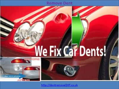 Dent Removal & Dent Repair | Dent Master | Paintless Car Dent Removal UK
