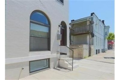 House for rent in Baltimore City. Washer/Dryer Hookups!