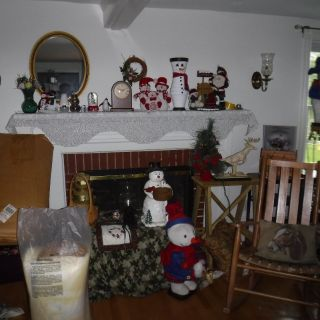 Estate sale M. Hicks 124 Main St..