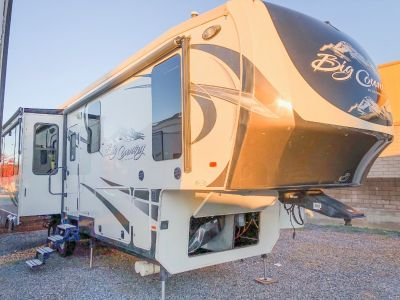 2014 Heartland BIG COUNTRY 3070 RE
