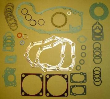 Purchase Engine Gasket Kit 4 Harley 37-48 BT Flathead U, ULH motorcycle in Chicago, Illinois, US, for US $55.99