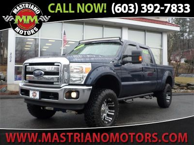 2013 Ford RSX King Ranch (Blue)